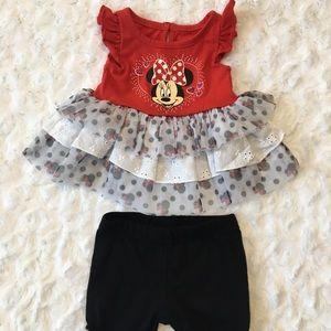 Disney Baby Dress/Tunic with Pants